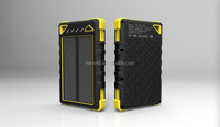 8000mAh High Capacity Solar Charger For Laptop