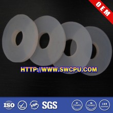Custom made clear transparent silicone rubber sealing products