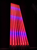 horticulture 2835 smd blue/red pink 1.2m t8 18w greenhouse led tube light integrated