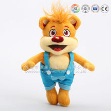 standing 6inch self assemble baby bear gift toys for kids