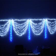 2012 factory net light for wedding part stree decorative