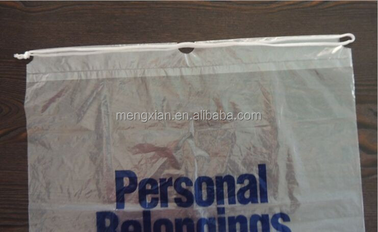 Hotel Laundry Bags Hotel Plastic Laundry Bag