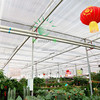 High clarity polycarbonate greenhouse cover siding parts