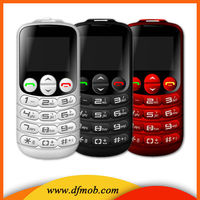 Cheapest Elder Cell Phones Big Keyboard 1.8INCH GPRS/WAP Big Font MTK6260M SOS GSM Dual SIM Mobile Phone T08