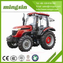 Tractor model TS1004 and TS1000, 100hp, 4*2 and 4*4 driven, hot sale 4-wheel tractor