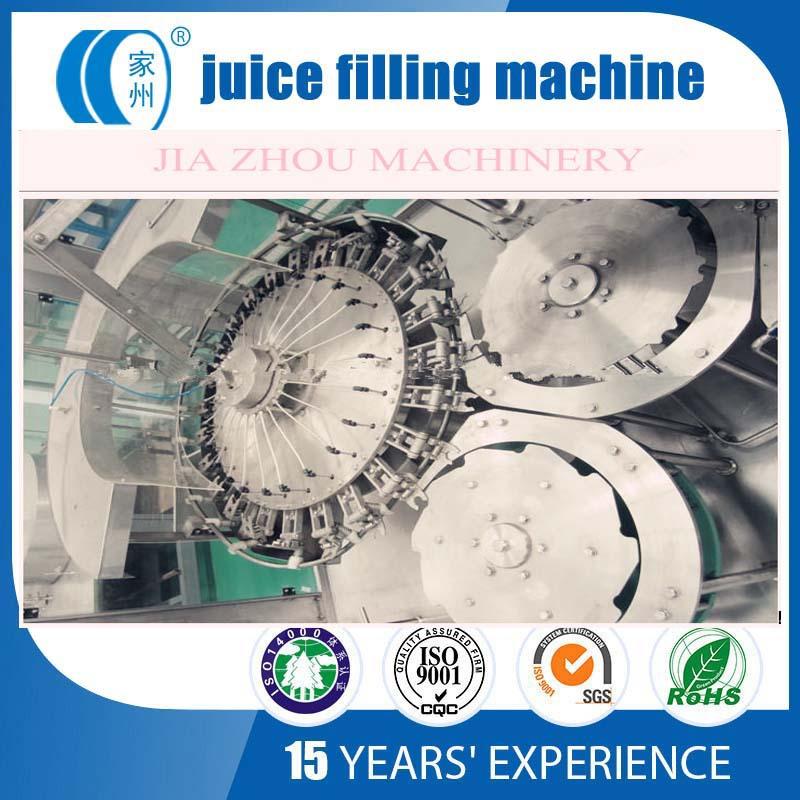 automatic pet bottle filling machine