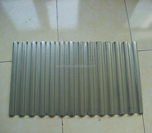 Corrugated metal galvanized steel roofing sheets prices