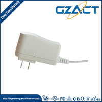 Top quality swiss plug adaptor power supply 5v by china electrical seller ACT