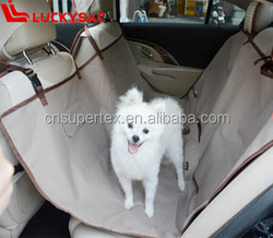 Waterproof washable pet car seat cover