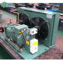 Original new air cooled semi-hermetic bitzer cold room bitzer condensing unit