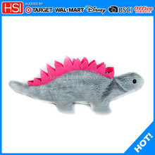 wholesale price plush animal dinosaur style pencil case for teenagers