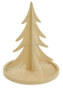 fancy indoor wooden christmas tree