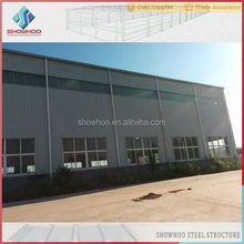 low cost prefab warehouse modular prefabricated industrial shed