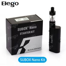 Alibaba Express Malaysia Hottest Selling Original Subox Mini / Subox Nano 50W Starter Kit with Best Price