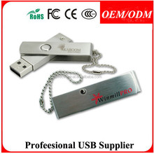 bulk swivel usb flash disk/usb plastic/4gb usb flash drives , Promotion Gift for Travel Activity