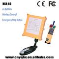 Dc/ac de alimentação elétrica de longa distância sem fio 220v controleremoto relay