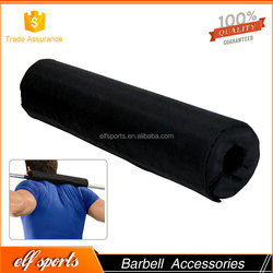 Olympic Barbell Bar Pad Squat Bar Weight-Lifting Pull Up Gripper Neck Shoulder Protective Pad