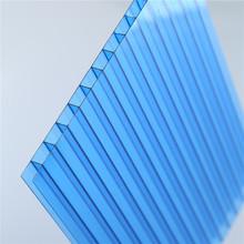Twin wall Colored Polycarbonate Modern Carport Siding