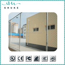 Hot sale galvanized chain link fence panels use for sport and playground