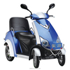 500w-800w Motor and Comfortable four wheel electric scooter