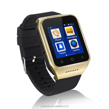 2015 new product! touch screen android smart watch phone fit for iPhone 5 and Samsung Galaxy S6
