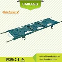 SKB1B03 emergency canvas stretcher ambulance stretcher sizes military folding stretcher