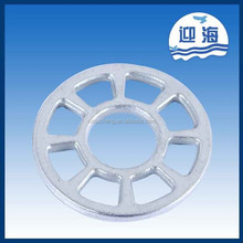 high quality of forged round ring disk hot sale