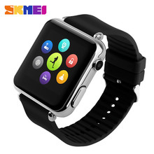 2015 skmei latest wrist watch sports watch mobile phone