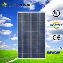 BLUESUN latest design high efficiency best quality suntech poly 400 watt solar panel