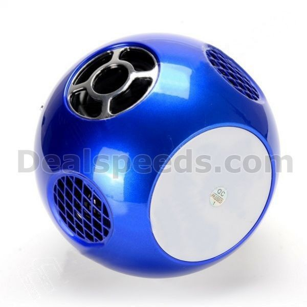Colorful Bluetooth Speakers Color Ball q8 Bluetooth