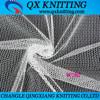 Factory Supply 100% Nylon Stiff Fine Open Mesh Fabric