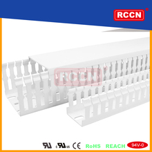 Factory Directly Provide Huge Pressure White Cable Ducts Close Slots