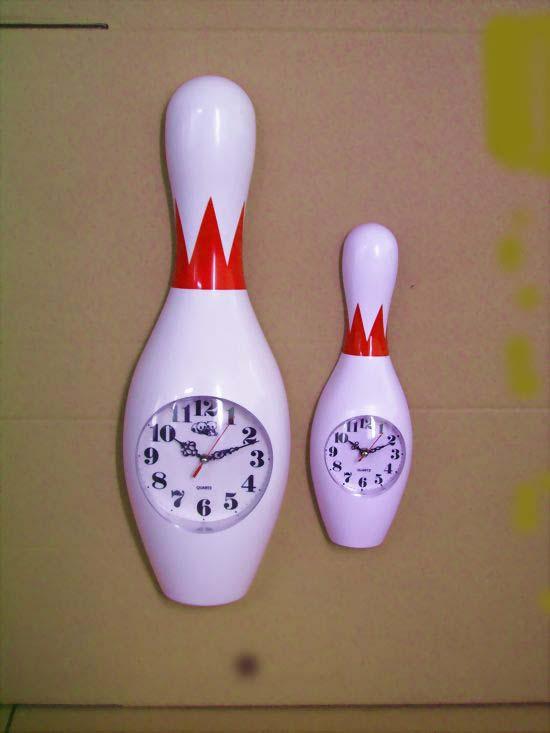 Bowling Pin Clock Bowling Gift Bowling Gifts And Novelty Bowling Pin Gift View Bowling Pin Gift