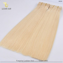 2015 Aliexpress Remy Full Cuticle double weft High Top Quality wholesale hair extensions los angeles