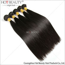 2015 hot beauty hair factory guangzhou hot selling hair market natural color straight hair free shippping