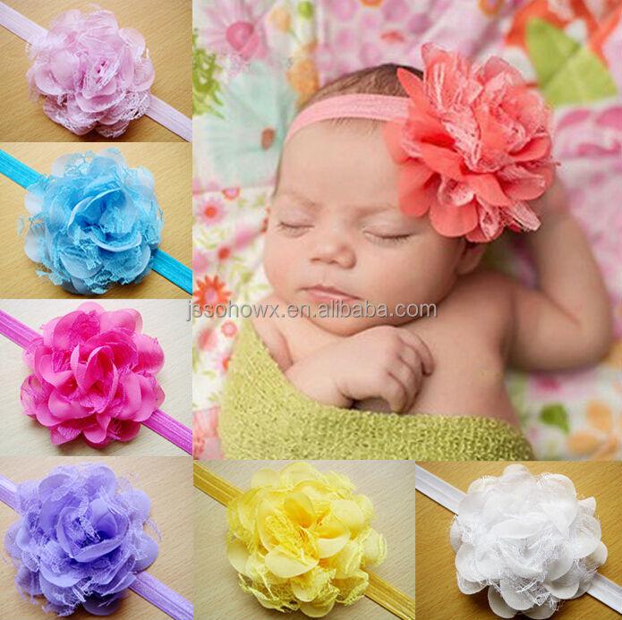 Diademas para bebes recien nacidos for Diademas para bebes de ganchillo