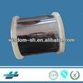 cromoníquel 80 20 calefacción plana de alambre de cromo níquel para sellador de calor