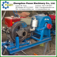 Wood Mill Wood Crusher Machine to Grind Waste Wood and Wood Branches