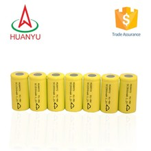 sc 1500mAh 1.2v ni-cd small rechargeable battery for electric power tool