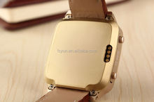 Android 4.0 OS GSM 1G dual core 512MB/4GB GPS Wifi Camera Bluetooth smart watch phone Watch Camera Mobile Phone