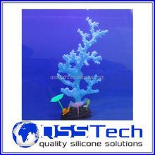 Wholesale fish tank ornament coral,aquarium jellyfish,aquarium decoration
