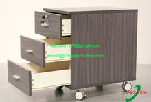 melamine MDF reclaimed wood drawer chest