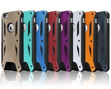 Mix up qty Newest armor case for iphone 6 plus,for iphone 6 plus plastic case,,PC phone case for iphone 6 plus shockproof cover