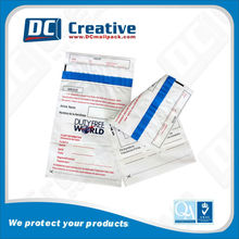 Evidence Bag/Evidence Collection Bags/Plastic Mailing Bag Of Security