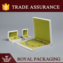 custom jewelry box paper jewellery box color as requirement