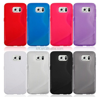 For Samsung Galaxy S2 i9100 Soft S Line Wave TPU Gel Cover Case Skin