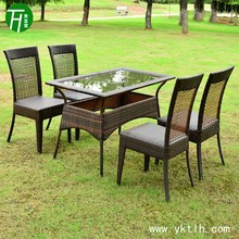 Rattan Outdoor Furniture Set for Leisure Time
