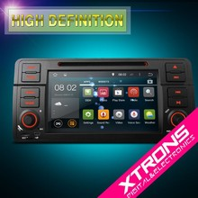 """7"""" Android 4.4.4 OS Multi-touch Screen Car DVD Player With Wireless Screen Mirroring Function & OBD2 For BMW Old 3 Series E46/32"""
