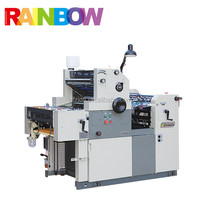 One color hamada offset press offset printing machine