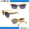 2015 Hot selling with CE certificate bamboo sun glasses